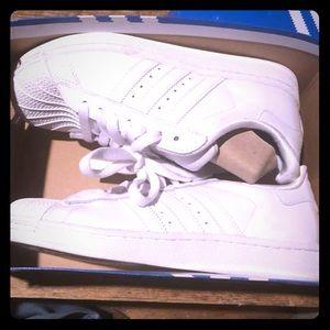 Slightly used sneakers